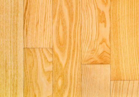 wood flooring: Oak Durmast Wood parquet flooring background texture pattern surface Stock Photo