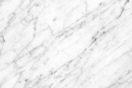 la luz natural de mármol blanco de Carrara para el baño o en la cocina encimera blanco. Alta resolución textura y el patrón. Foto de archivo