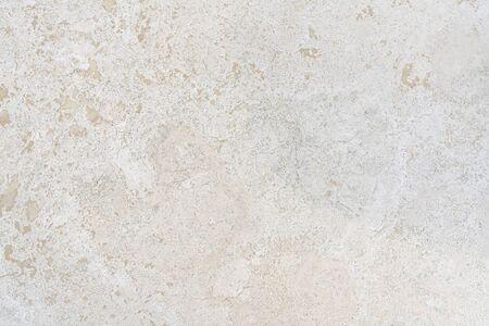 Beige Kalkstein ähnlich der natürlichen Marmoroberfläche für Bad- oder Küchenarbeitsplatte. Hochauflösende Textur und Muster.
