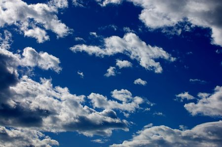 blue sky and clouds Stock Photo - 5674635
