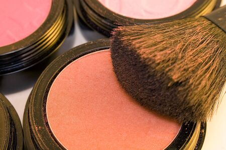 detail of some make-up items Stock Photo - 5934513