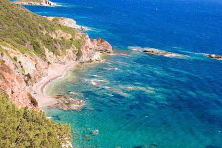 beautiful italian seaside Stock Photo - 5950020