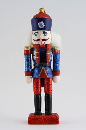 Nutcracker to soldier Christmas Ornament photo