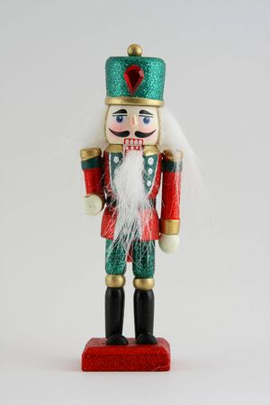 nut cracker: Nutcracker toy soldier Christmas decoration