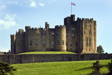 Alnwick Castle photo