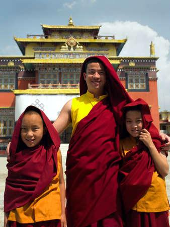 Boudhanath Buddhist Monastery in Kathmandu, Nepal.