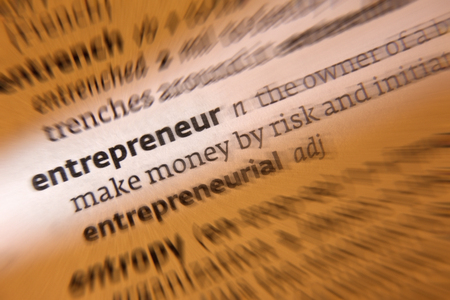 entrepreneurial: Entrepreneur - a person who organizes and operates a business or businesses, taking on greater than normal financial risks in order to do so.
