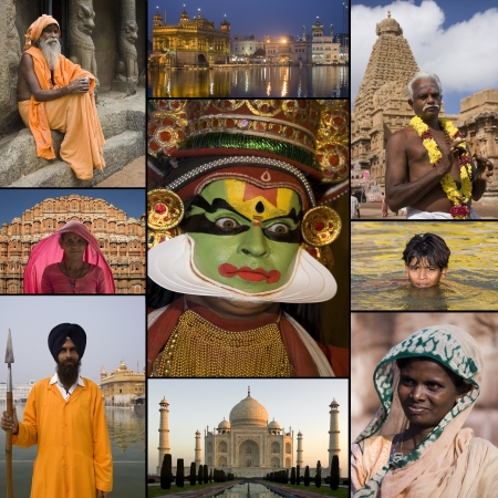 Images of India  Stock Photo - 22450377