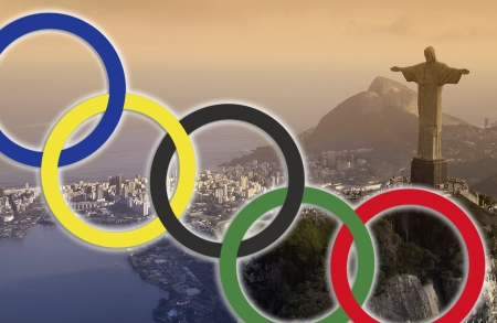 The 2016 Olympic Games in Rio de Janeiro, Brazil