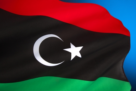 subsequently: The Flag of Libya was originally introduced in 1951, it fell out of use in 1969, but was subsequently adopted by the National Transitional Council and anti-Gaddafi forces and reclaimed as the country