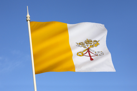 governed: The flag of the Vatican City was adopted in June 1929, the year Pope Pius XI signed the Lateran Treaty with Italy, creating a new independent state governed by the Holy See  The Vatican flag is modeled on the flag of the earlier Papal States