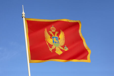 sanctioned: The national flag of Montenegro was officially adopted on the statehood day of Montenegro on 13 July 2004 at the proposal of the government of Montenegro  It was constitutionally sanctioned with the proclamation of the Constitution on 22 October 2007