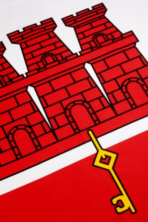queen isabella: The flag of Gibraltar is an elongated banner of the coat of arms of Gibraltar, granted by Royal Warrant Queen Isabella I of Castile on 10 July 1502