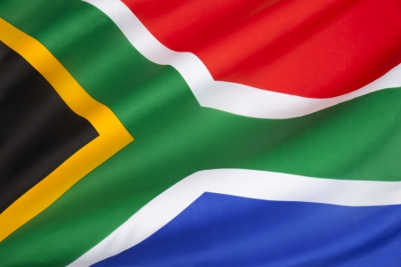 The flag of the Republic of South Africa was adopted on 27 April 1994, at the beginning of the 1994 general election, to replace the flag that had been used since 1928