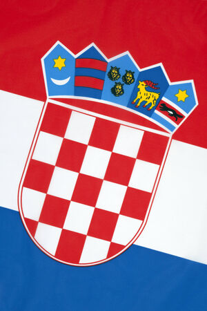 constituent: The flag of Croatia combines the colors of the flags of the Kingdom of Croatia  red and white , the Kingdom of Slavonia  white and blue  and the Kingdom of Dalmatia  red and blue   Those three kingdoms are the historic constituent states of the Croatian K