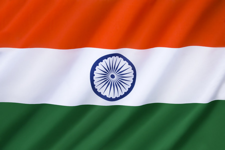 subsequently: The National Flag of India - It was adopted in its present form during a meeting of the Constituent Assembly held on 22 July 1947, when it became the official flag of the Dominion of India. The flag was subsequently retained as that of the Republic of Ind