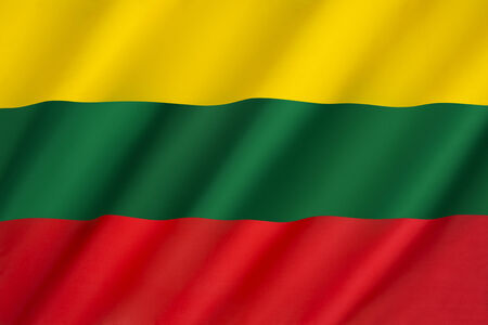 reestablishment: The flag of Lithuania was re-adopted on March 20, 1989, almost two years before the re-establishment of Lithuania
