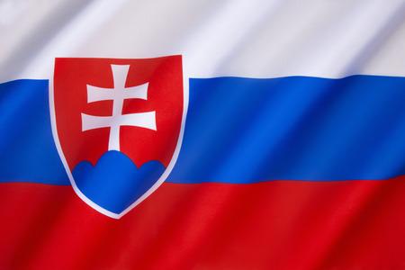 adopted: Flag of Slovakia - adopted by Slovakia