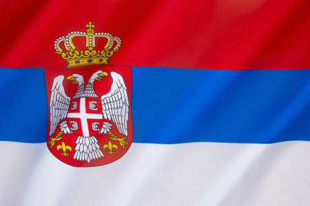 11th century: Flag of Serbia - The same tricolour, in altering variations, has been used since the 19th century as the flag of the state of Serbia and the Serbian nation. The current form of the flag was officially adopted on November 11th 2010.