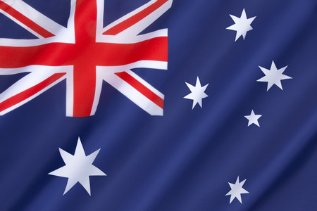 recognised: Flag of Australia - Originally adopted on 3rd September 1901. The seven pointed commonwealth star version was introduced on 23rd February 1908..The flag became legally recognised by the Flags Act of 1953, as the Australian National Flag.