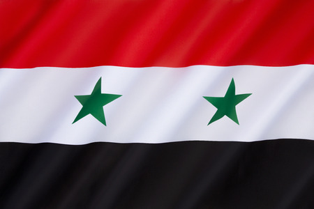syrian civil war: Flag of Syria - Flag used by the Syrian National Coalition and Syrian Interim Government. As a result of the ongoing Syrian civil war, there are currently two governments claiming to be the de jure government of Syria, using different flags to represent t