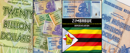 billion: Hyperinflation in Zimbabwe was a period of currency instability that began in the late 1990s. Zimbabwe