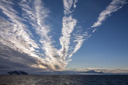 weddell: The Weddell Sea near the coast of the Antarctic Peninsula in Antarctica.