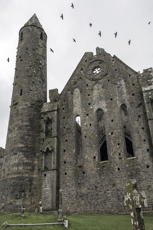 republic of ireland: The Rock of Cashel, also known as Cashel of the Kings and St. Patricks Rock, is a historic site near the village of Cashel in County Tipperary in the Republic of Ireland. The oldest and tallest of the buildings is the well preserved round tower (28 meter