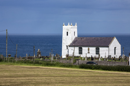 Ballintoy Parish Church is the main Church of Ireland church of the small town of Ballintoy, County Antrim, Northern Ireland. The church, is located a short distance from the town, close to the sea. Although there is no precise date of construction, it ma