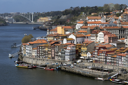 The city of Oporto (or Porto) in Portugal. Porto is one of the oldest European ports, and its historical centre was proclaimed a World Heritage Site by UNESCO in 1996. One of Portugals internationally famous exports, port wine, is named after Porto, sinc