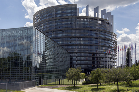 The European Parliament is the elected parliamentary institution of the European Union. Together with the Council of the European Union and the European Commission, it exercises the legislative function of the EU. The Parliament is composed of 751 members