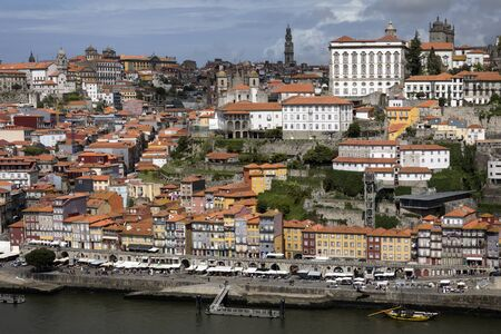 oporto: City of Porto (Oporto) in Portugal