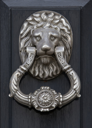 Dublin door knocker.