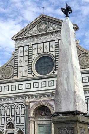 The Basilica di Santa Croce, the principal Franciscan church in Florence, Italy, and a minor basilica of the Roman Catholic Church.