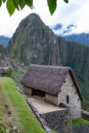 The Inca city of Machu Picchu in Peru, South America. Although known locally, it was not known to the Spanish during the colonial period and was unknown to the outside world until American historian Hiram Bingham brought it to international attention in 1 Editorial