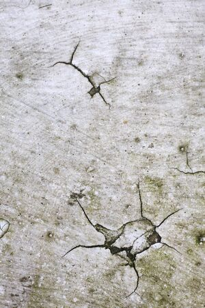 plaster mould: Cracked paint, dirty grunge background