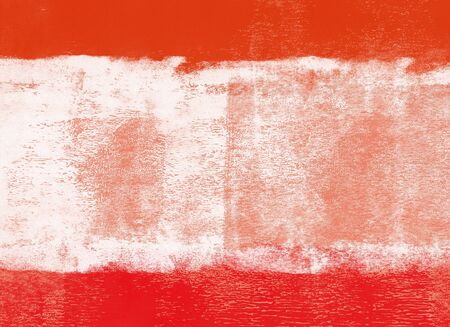 Red paint background