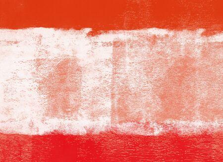 Vernice sfondo rosso