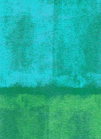 Blu e verde laminato vernice sfondo