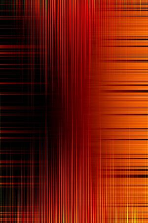 Overlapping red and black striped background photo