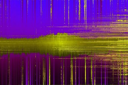 Distorted grunge audio levels equalizer photo