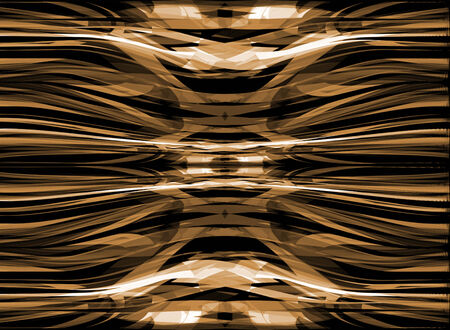 swish: Sepia and black abstract pattern background