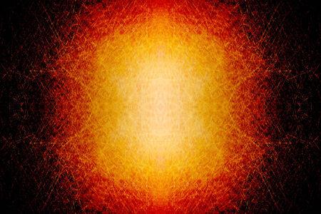 guy fawkes night: Grunge graffiato incandescente sfera di fuoco sfondo Archivio Fotografico