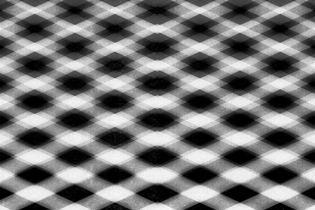 criss cross: Abstract black and white criss cross squares pattern