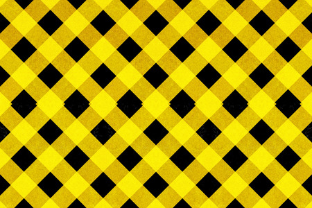 criss cross: Yellow textured criss cross pattern on a black background Stock Photo