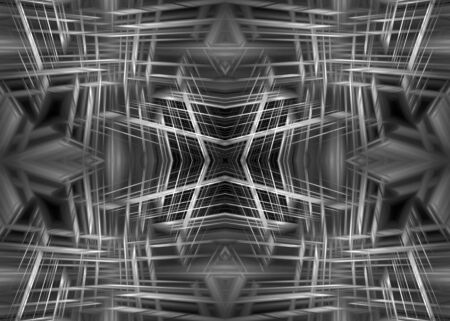 streaks: Monochrome light streaks pattern background