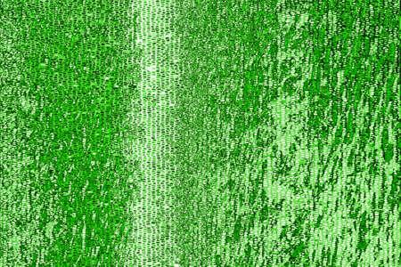 pave: Green mosaic background pattern