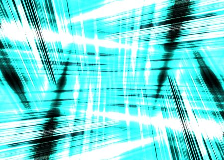 converge: Dynamic black and blue light streaks background