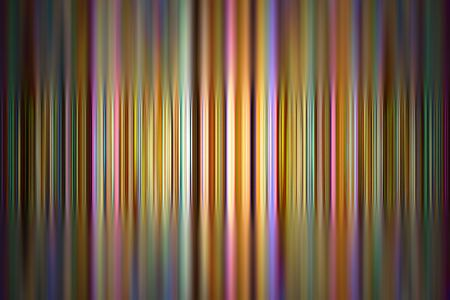 selective: Abstract yellow and purple stripes background with selective focus and spotlight Stock Photo