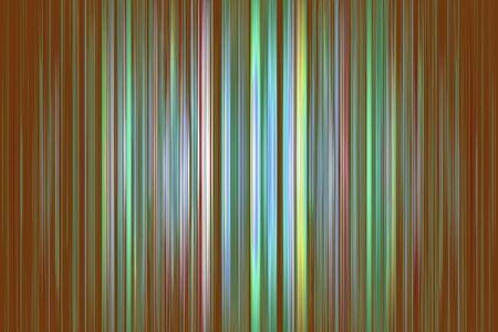 light streaks: Retro faded light streaks on an orange background Stock Photo